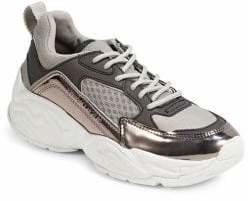 KENDALL + KYLIE Classic Metallic Sneakers
