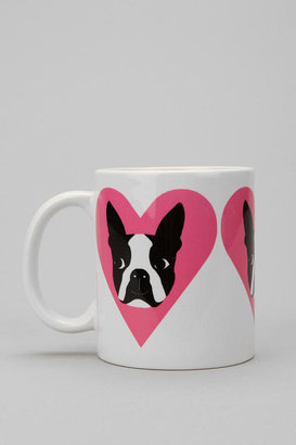 Urban Outfitters Terrier Love Mug