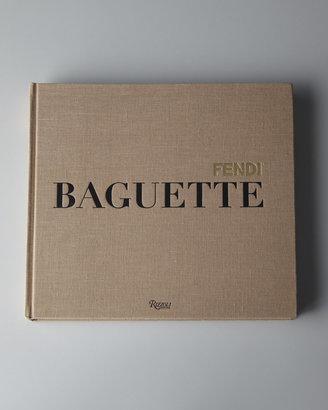 "Fendi Baguette"" Hardcover Book"