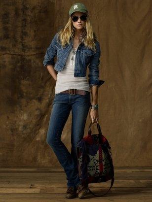 Denim & Supply Ralph Lauren Stretch Slim Bootcut Jean