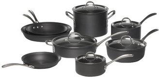 Calphalon Commercial Hard-Anodized 13 Piece Cookware Set