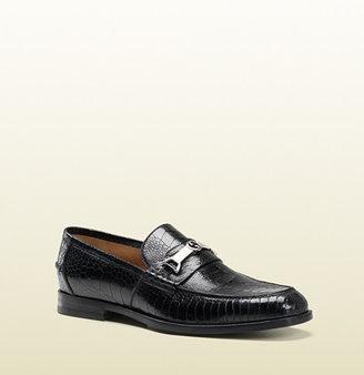 Gucci interlocking G horsebit loafer
