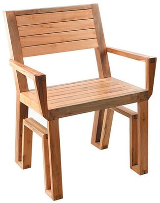 Maku Dining Chair with Arms