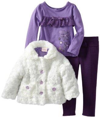 Nannette Baby-Girls Infant 3 Piece Fl...