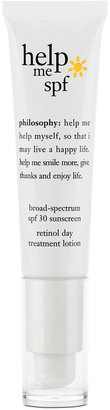 philosophy Help Me Spf 30 Suncreen For Face, 1 Oz