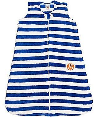 JCPenney Gunamuna Gunapod Striped Fleece Wearable Blanket - Monaco Blue