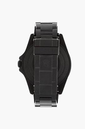BLACK LIMITED EDITION Matte Black Limited Edition Rolex GMT Master II