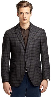 Brooks Brothers District Check Jacket