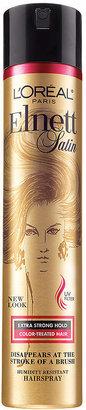 L'Oreal Elnett Satin Hairspray Extra Strong Hold w/ UV Filter