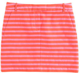 J.Crew Postcard mini in textured stripe