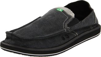 Sanuk Pick Pocket Charcoal 8 D (M)