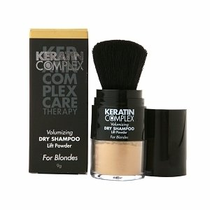 Keratin Complex Volumizing Dry Shampoo Lift Powder - For Blondes, for Blondes
