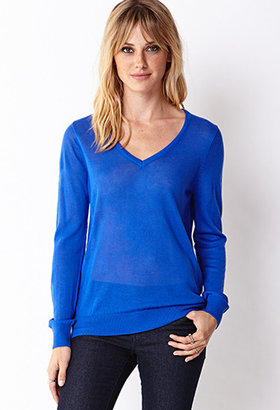 Forever 21 Essential Wool-Blend Sweater