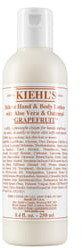 Kiehl's Grapefruit Deluxe Hand & Body Lotion with Aloe Vera & Oatmeal