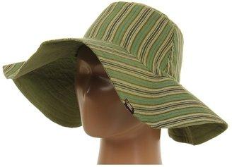 Prana Olivia Sun Hat (Light Green) - Hats