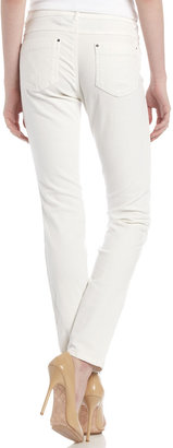 Rachel Zoe Julie Corduroy Pants, White