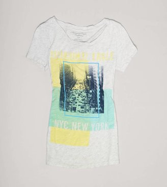 American Eagle AE NYC Graphic T-Shirt
