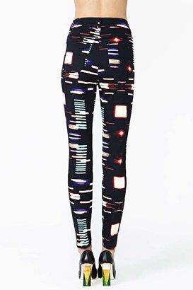 Nasty Gal City Lights Skinny Jeans