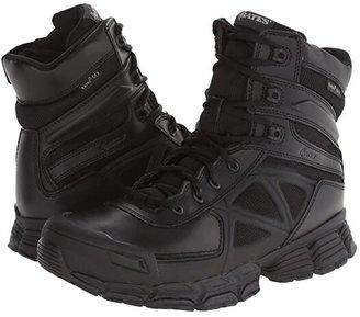 Bates Footwear Velocitor Waterproof Zip (Black) Men's Boots