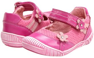 Beeko Morgan (Infant/Toddler) (Fuchsia) - Footwear