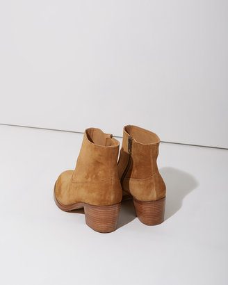 A.P.C. ankle boot