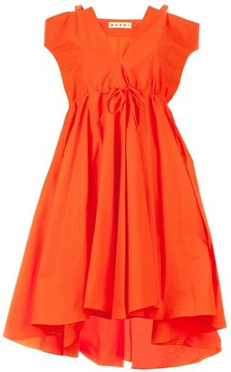 Marni flared dress