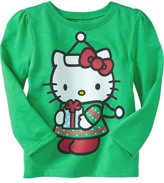 Hello Kitty Holiday Tees for Baby