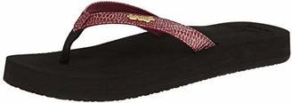 Reef Women's Star Cushion Sassy Flip-Flop $17.16 thestylecure.com