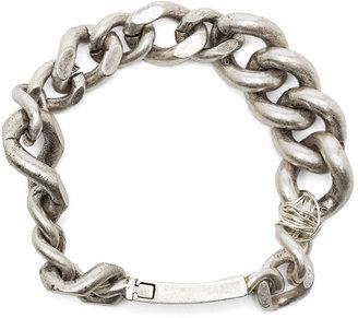 Maison Martin Margiela Bracelet in Silver