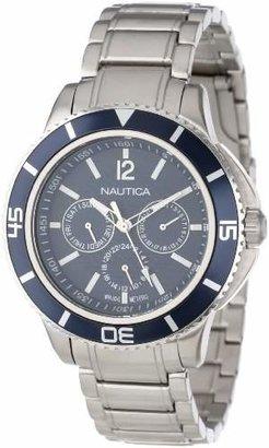 Nautica Unisex N19592G NCS 450 Tobago Classic Analog with Enamel Bezel Watch $89.99 thestylecure.com