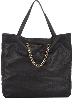 Lanvin Women's Carry Me Tote $1,990 thestylecure.com