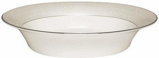 Monique Lhuillier Waterford Dinnerware, Etoile Platinum Vegetable Bowl