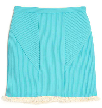 3.1 Phillip Lim Corded Fitted Skirt