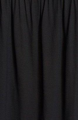 Elodie Lace Trim Long Sleeve Tee (Juniors)