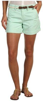 Sanctuary Liberty Roll Short (Peach Tea) Women's Shorts