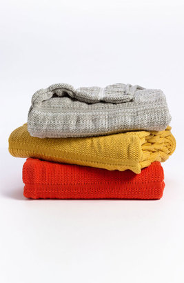 Nordstrom 'Ripple Knit' Throw