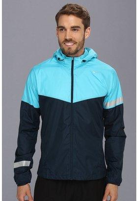 Nike Vapor Jacket (Armory Navy/Gamma Blue/Gamma Blue/Reflective Silver) - Apparel