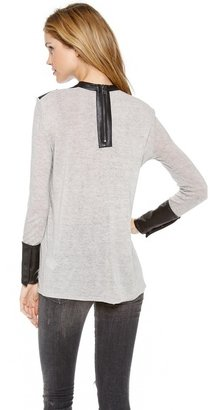 Helmut Lang Long Sleeve Sweater