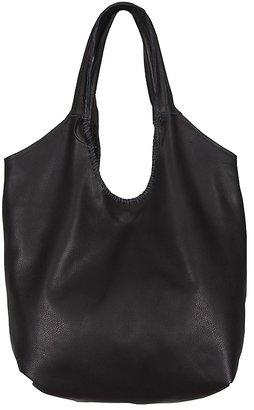 Jennifer Haley Large Sophisticated Shopper in Black
