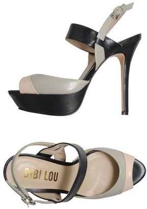 Bibi Lou Platform sandals