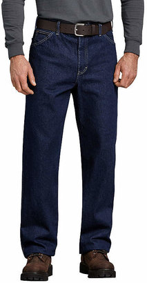 Dickies Relaxed Straight Fit 5-Pocket Denim Jean - Big