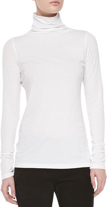 Vince Favorite Slim Lightweight Turtleneck