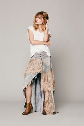 Free People Abbie's Limited Edition Skirt