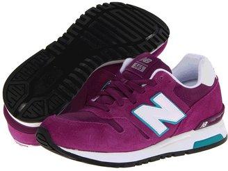 New Balance Classics - WL565 (Purple) - Footwear