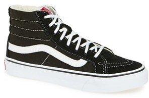 Women's Vans 'Sk8-Hi Slim' Hi-Top Sneaker $64.95 thestylecure.com