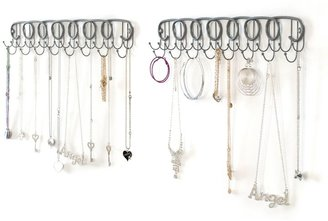 Wall Mount Jewelry Organizers (Set of 2) $19.99 thestylecure.com