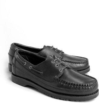 Brooks Brothers Mini Lug Sole Boat Shoes