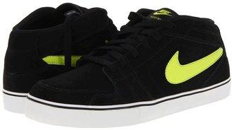 Nike SB - Ruckus Mid LR (Black/Neutral Grey/Atomic Green) - Footwear