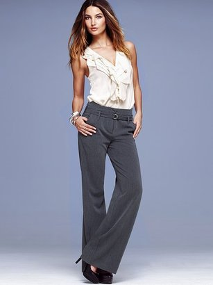 Victoria's Secret Belted Trouser Pant