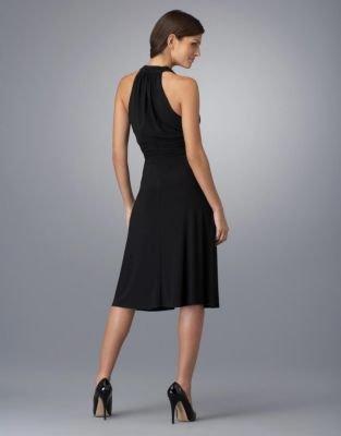 Jones New York Marilyn Empire-Waist Dress